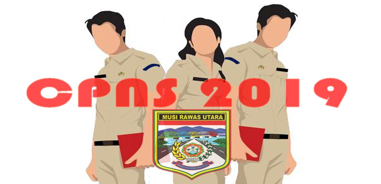 Hasil Rekapitulasi SKD PL CPNS 2019 Kabupaten Musi Rawas Utara